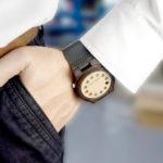 Originální dřevěné hodinky pro dámy i pány