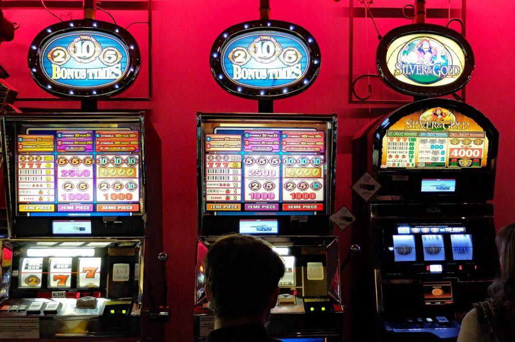 Come aprire una sala giochi slot machine