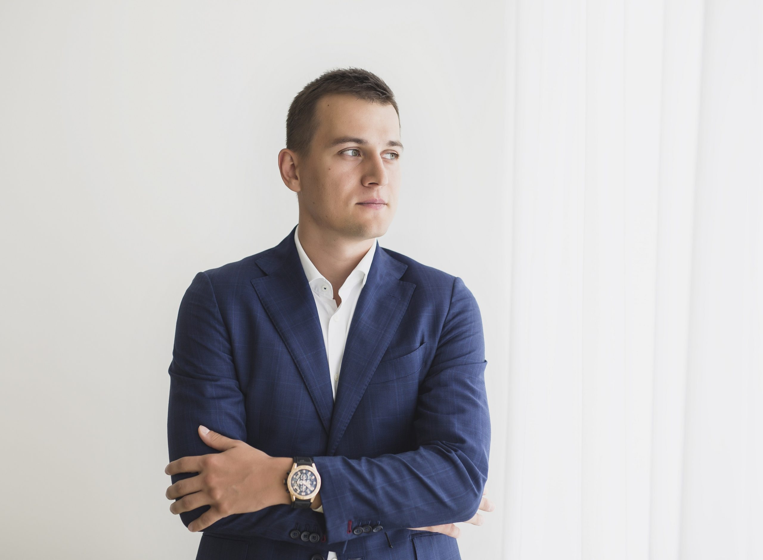 Daniel Římal zakladatel Českoslovesnkého nemovitostního fondu 3